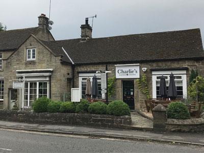 Charlies Restaurant - Baslow