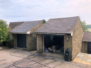 roof cleaning Sheffield