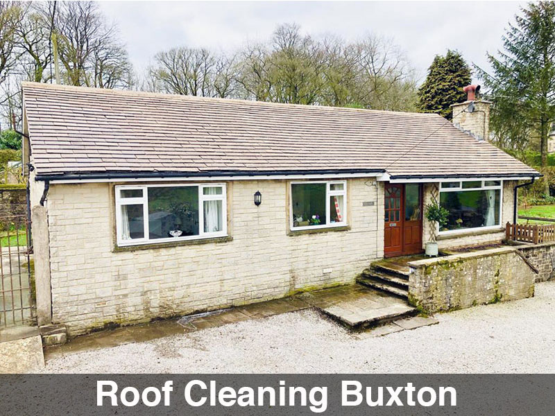 Moss Removal - Buxton