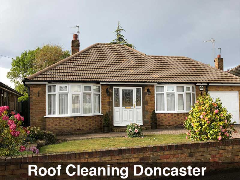 roof cleaning doncaster